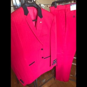 Other - New 3pc Suit Tailor Fit. Size 42R